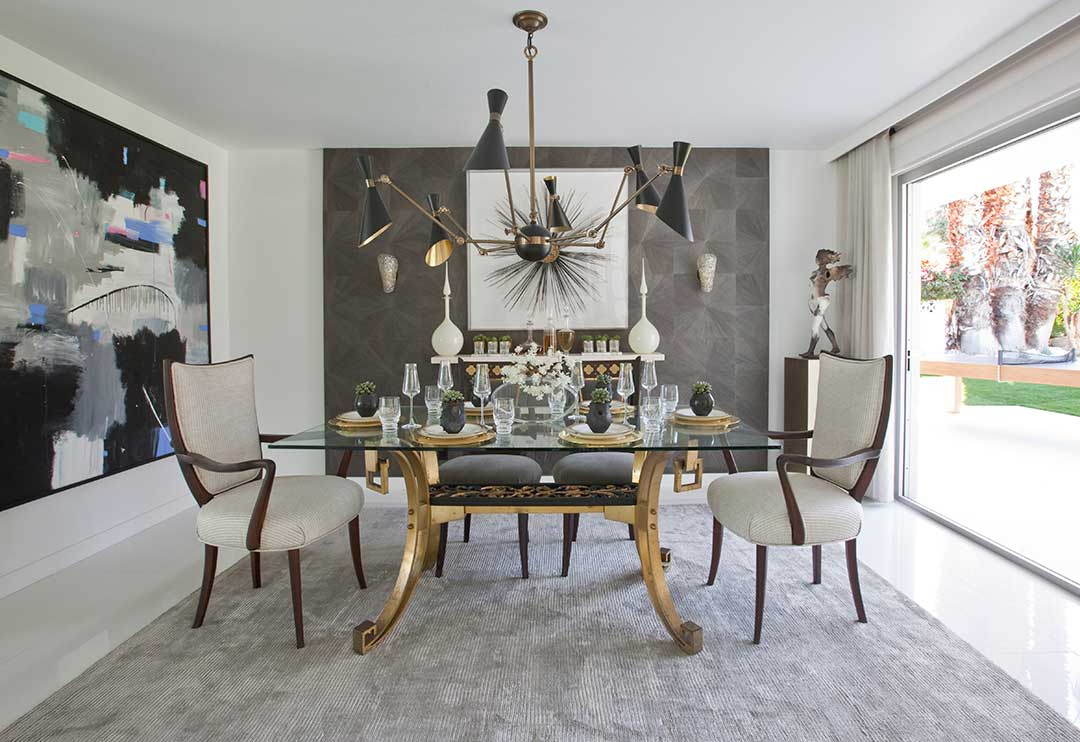 Interior Design Is Much More Than Simply The Practice Of Creating A  Beautiful Environment.